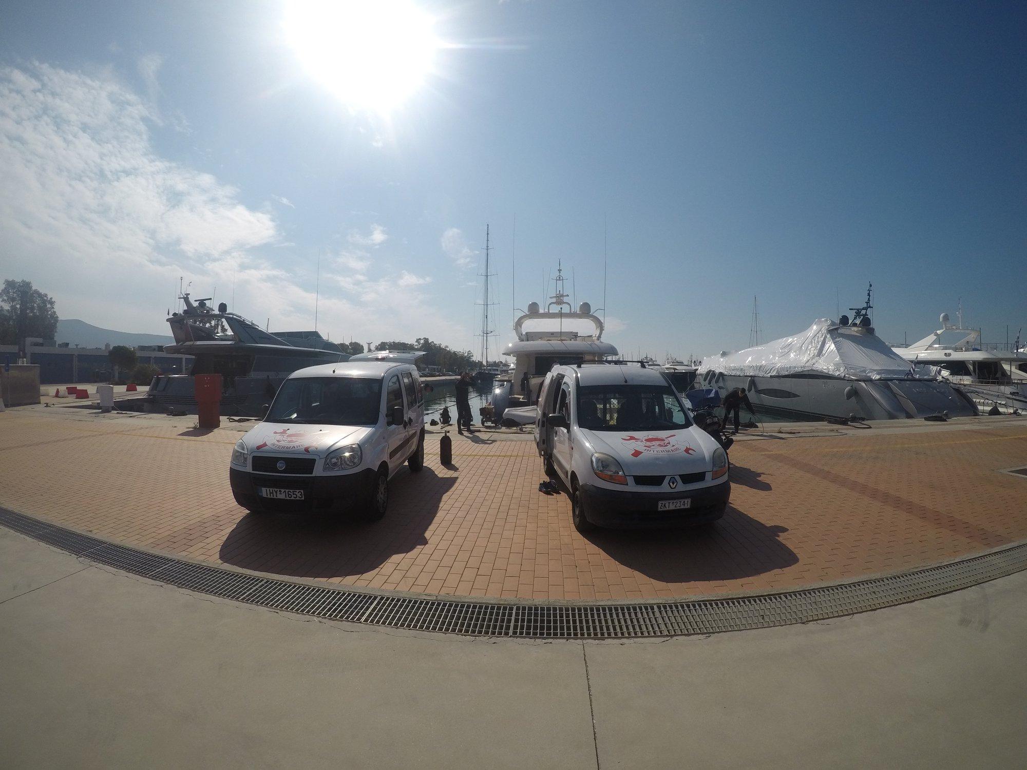 οχήματα μεταφοράς intermare divers