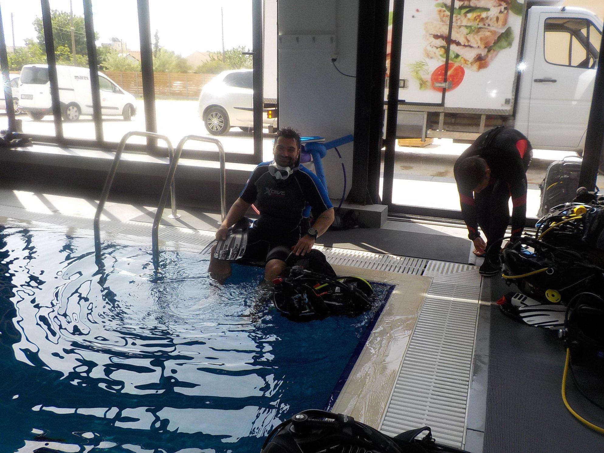 σχολεία εκπαιδευτών απο intermare divers